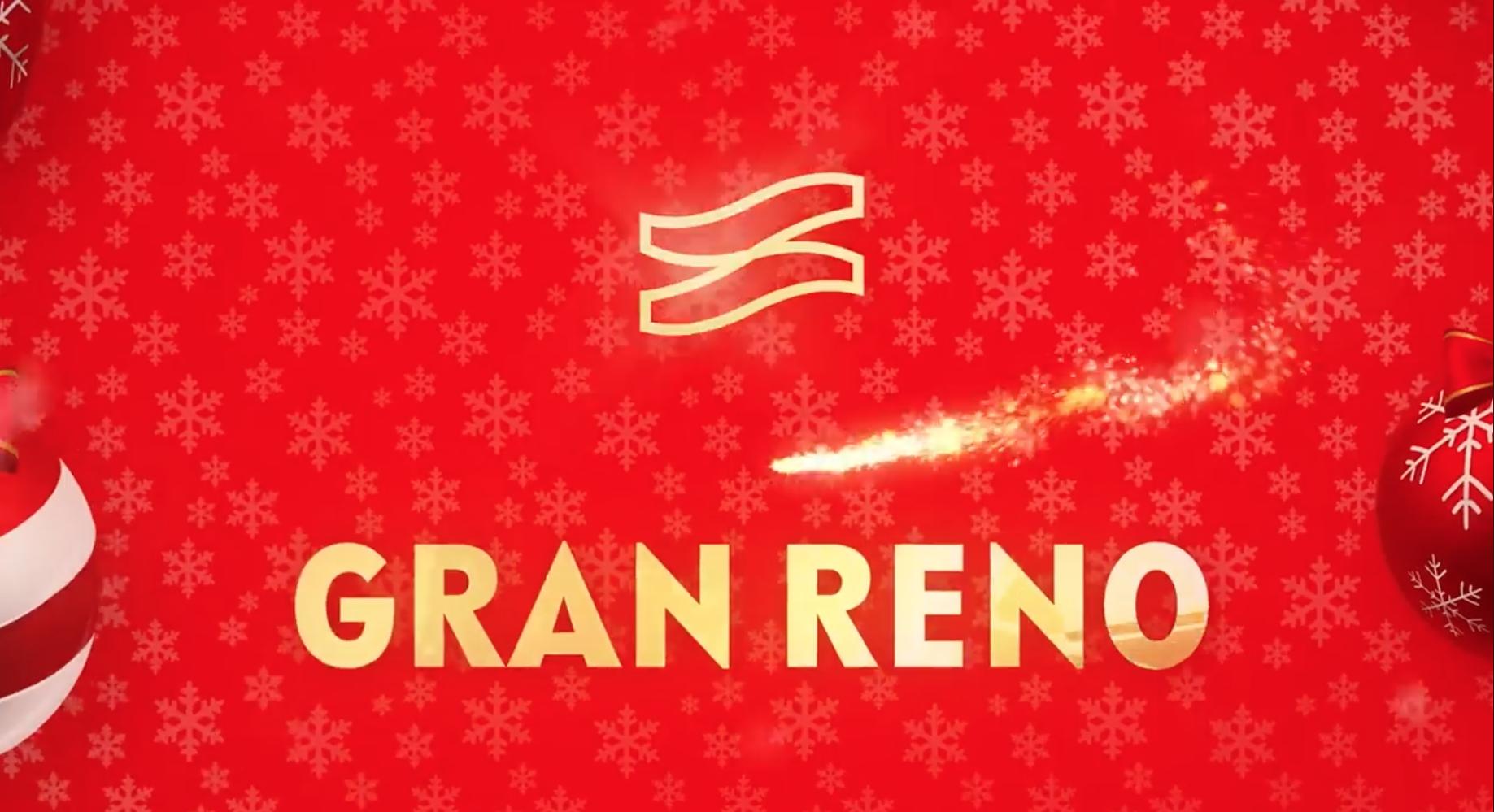 Gran Reno (Buon Natale 2017)