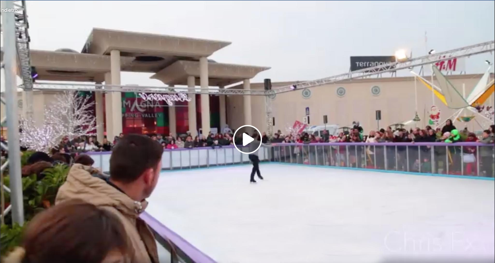 Ricci Ice Village 2018