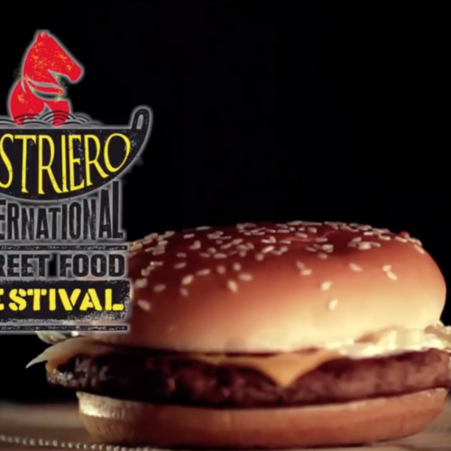Teaser Destriero Intarnational Street Food