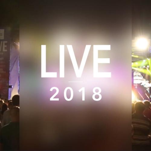 Roma Live 2018