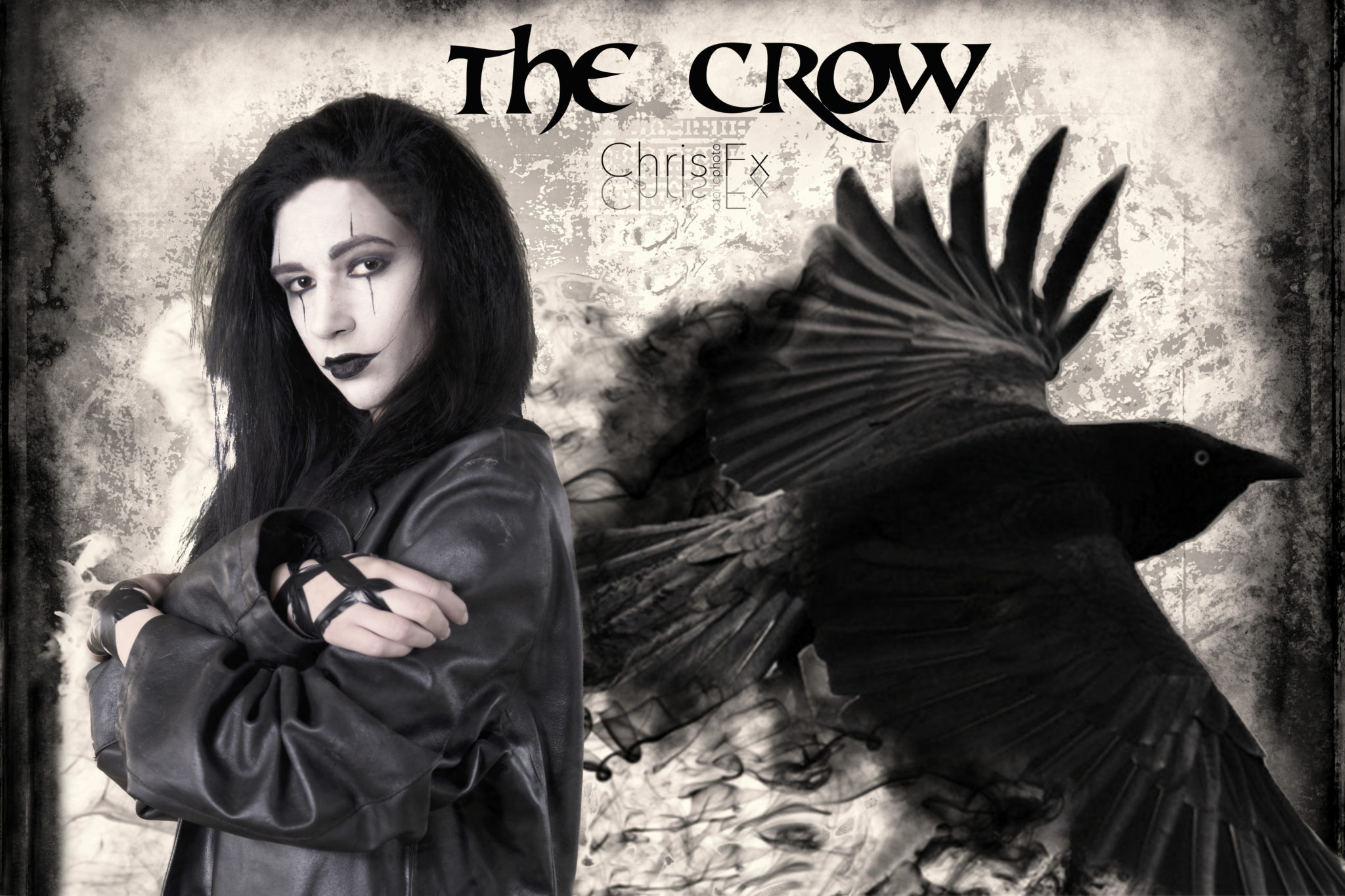 Chris Fx - the Crow