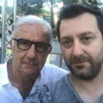 Chris Fx con Gene Gnocchi