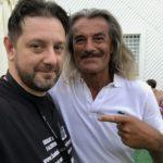Chris Fx con Demo Morselli