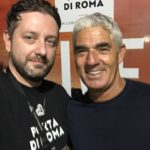 Chris Fx con Biagio Izzo