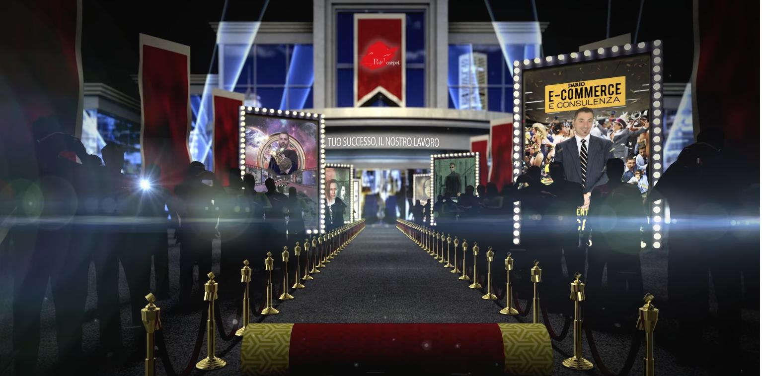 Red Carpet (animazione logo)