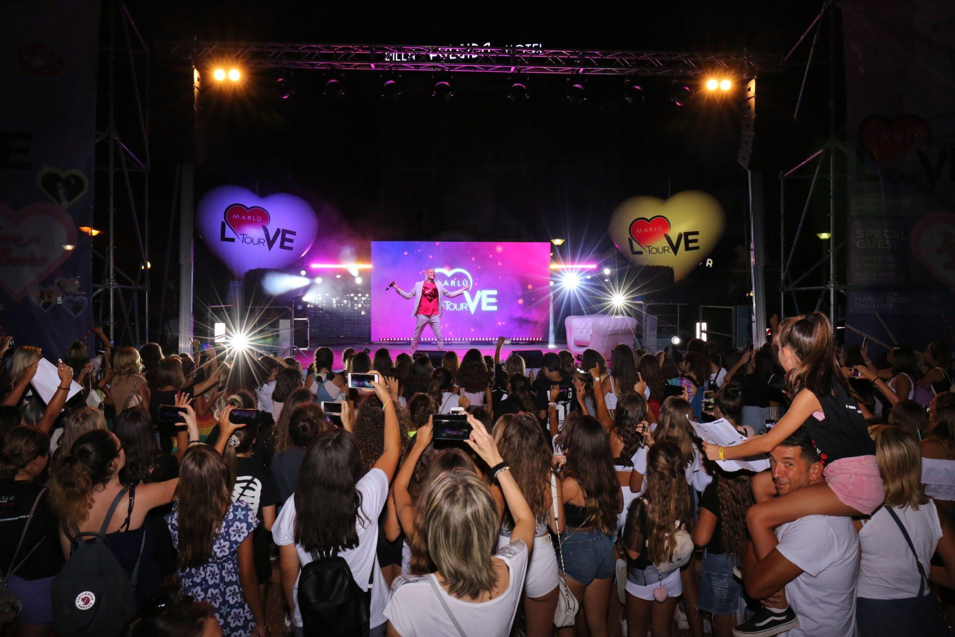 Marlù Love Tour (Cattolica)